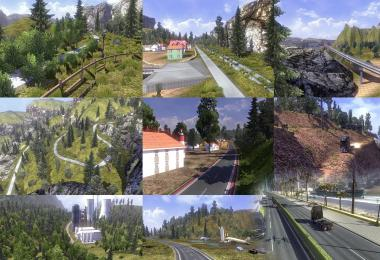 MMG MAP (ETS2) New Version V1.0