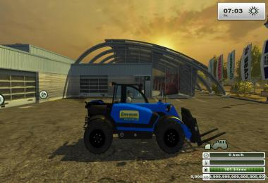 New Holland Chargeuse V1.0
