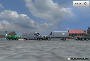 Sprinter Pack v2.5