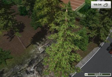 Textures Forest v1.0