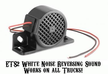 WhiteNoise Reverse Sound [All Trucks] 1.12