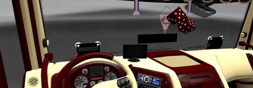 50k Daf Jetta Interior Styled v1.0