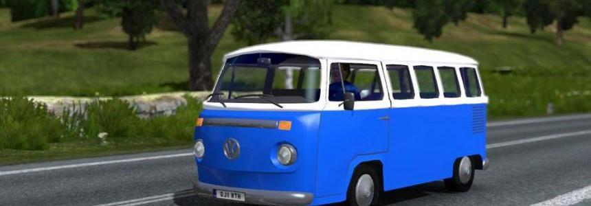 AI Traffic Volkswagen Combi T2 1.0