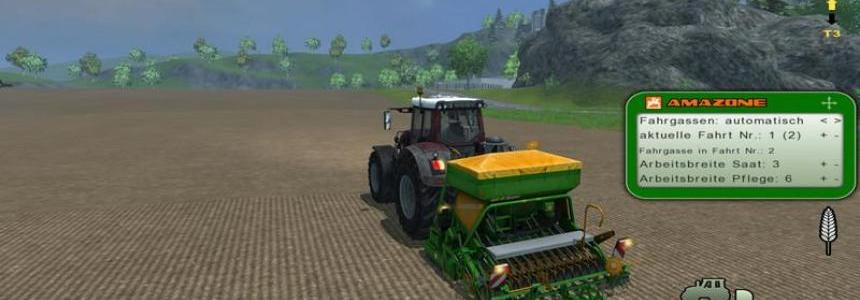 Amazone Sowing Pack v2.0 SoilMod Edition