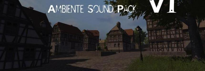 Ambience Sound Pack v1.0