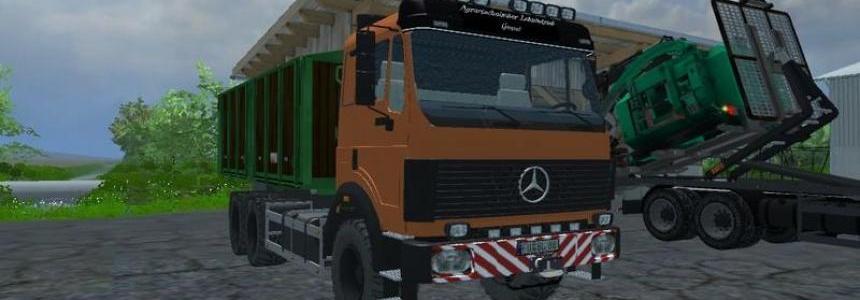 Benz SK 2653 tipper v1.0
