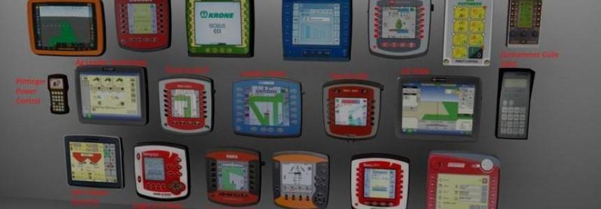 Board computer Pack v2.0