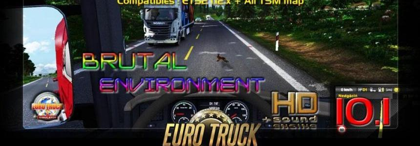 Brutal environment HD + Sound Engine v10.1