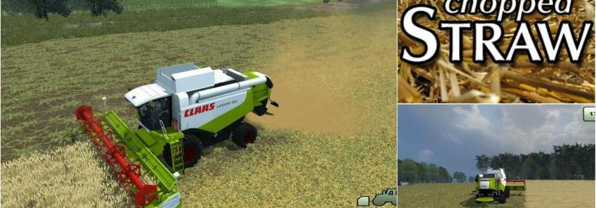 Chopped Straw with SoilMod Plugin v1.2.06