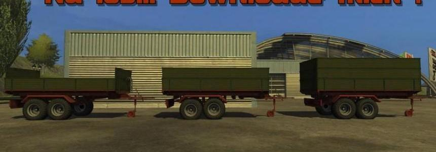 Crown tandem tipper v1.0