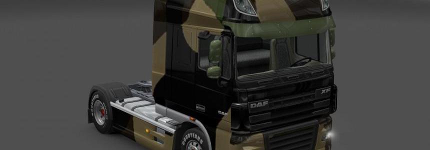 DAF Armee skin mod