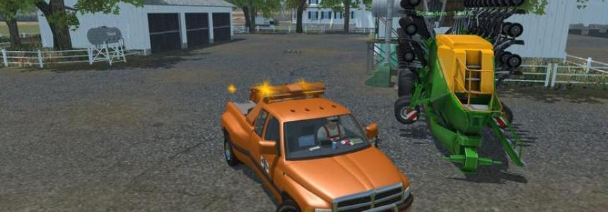 Dodge Ram Wrecker v1.0