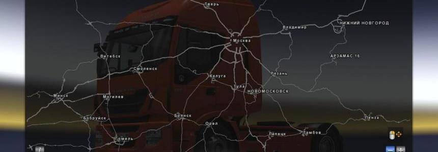 Eastern Express v3.5M + Addon (34 new city) v1.13