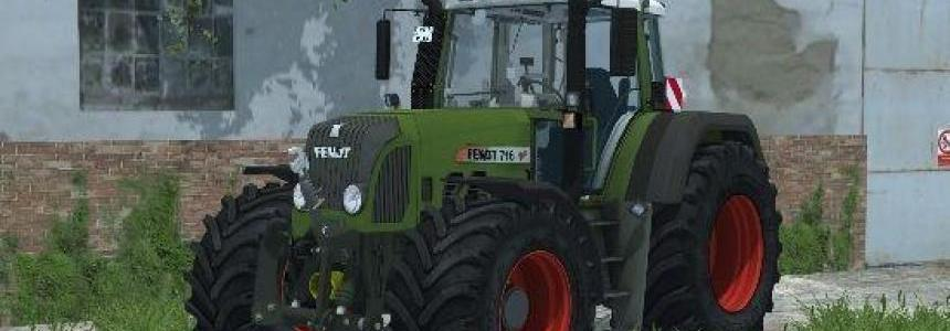 Fendt 716 Vario TMS