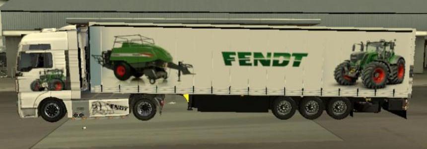 Fendt Trailer v2.0 Fendt