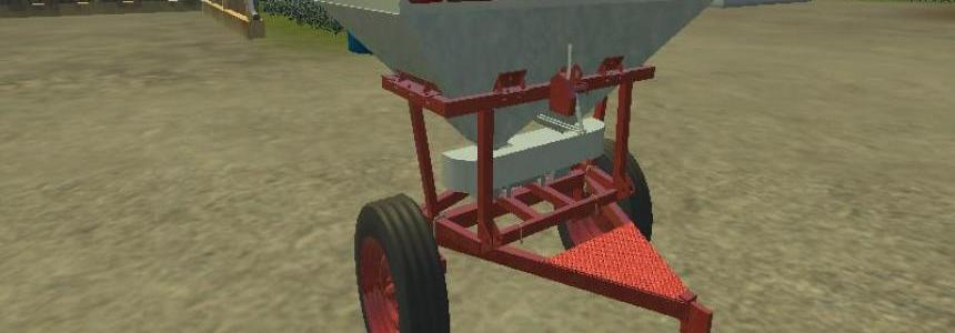 Fertilizadora Yomel RDA 850 v1.0