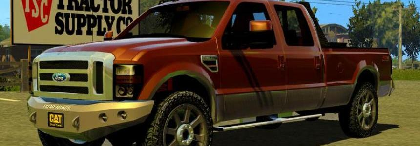 Ford F-250 King Ranch v1.0