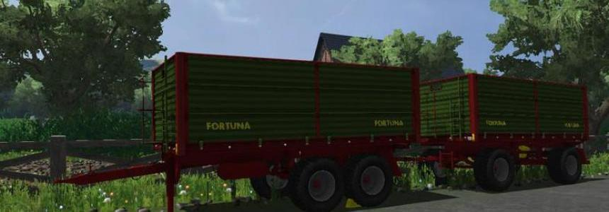 Fortuna FTD 150 K 180 Pack v1.5