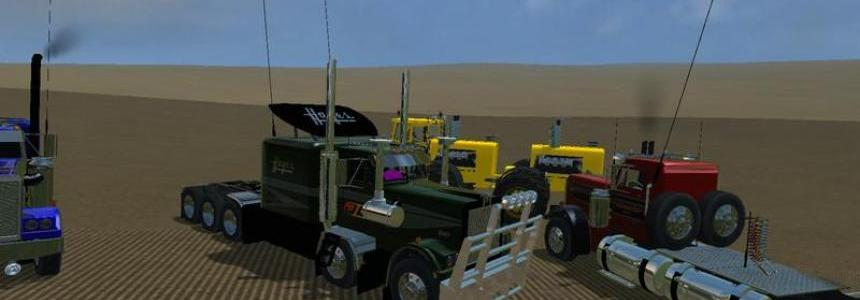 Hayes Road Train v1.0