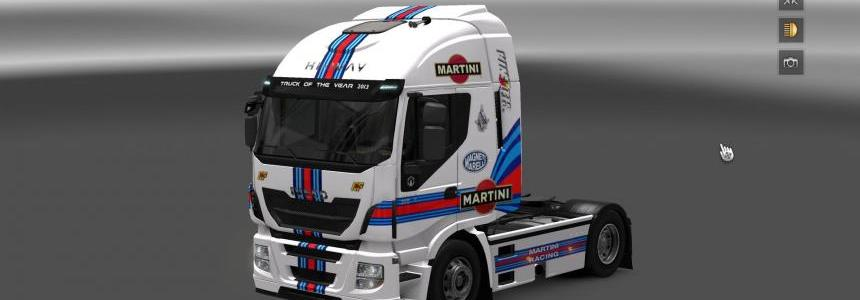 Iveco Hi Way Martini Racing Pack