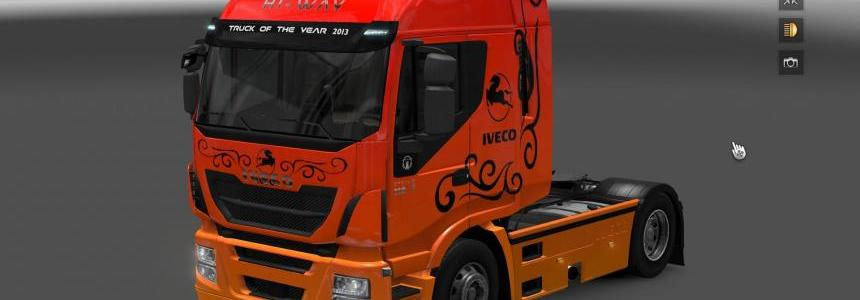 Iveco Hi Way Skin Fresh