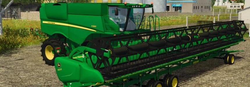 John Deere 645FD v1.0 MR