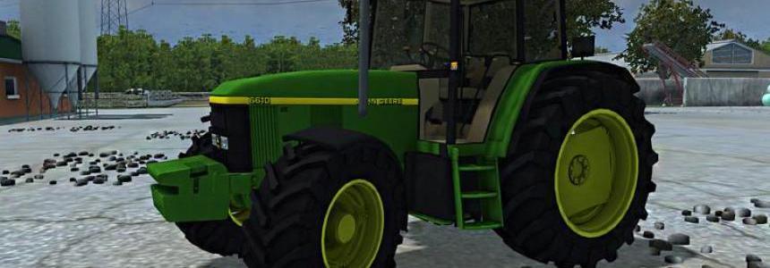 John Deere 6610 SE v1.0
