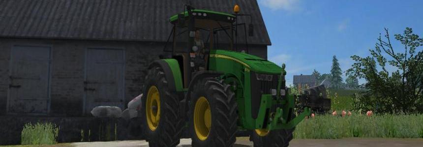 John Deere New 8370R V1