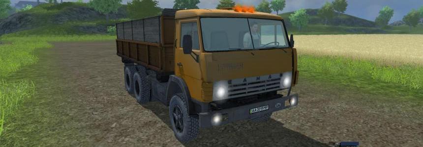 Kamaz 55102 v2.0