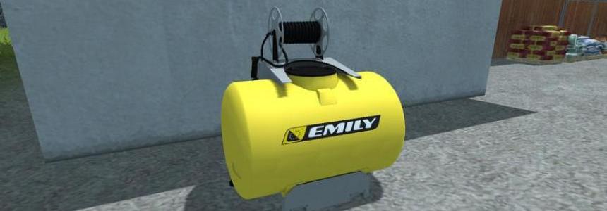 Laveur car porter Emily v1.0