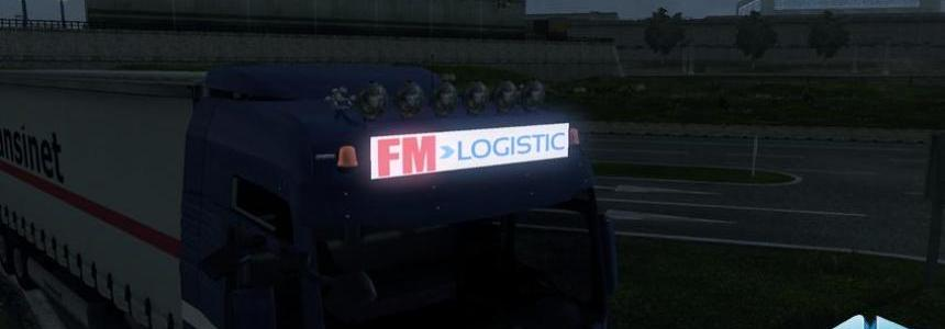 Lightbox for MAN TGX