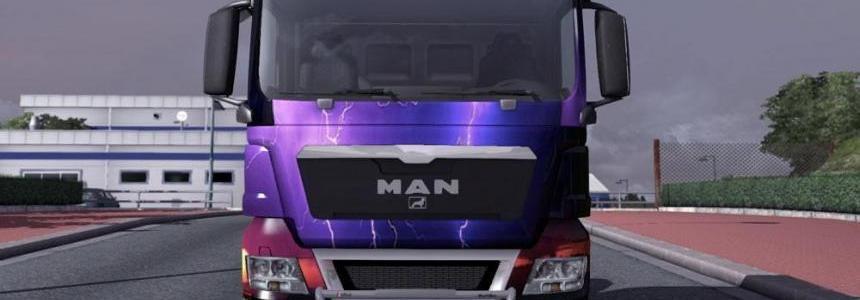 MAN Storm Skin