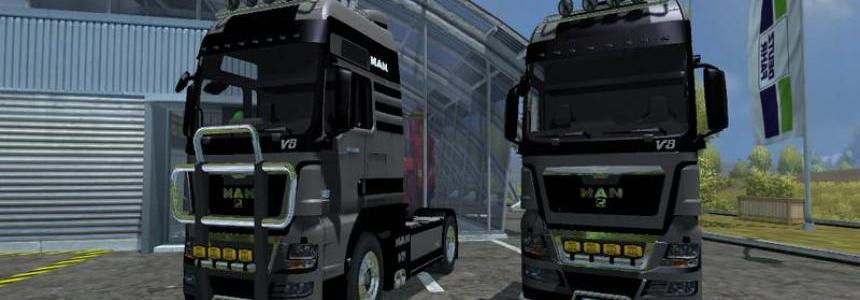 MAN TGX V8 v1.0
