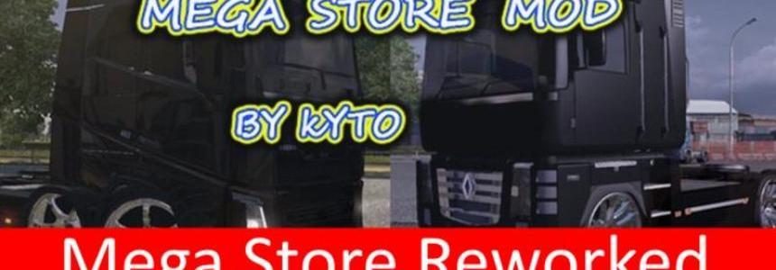 Mega Store v3.1