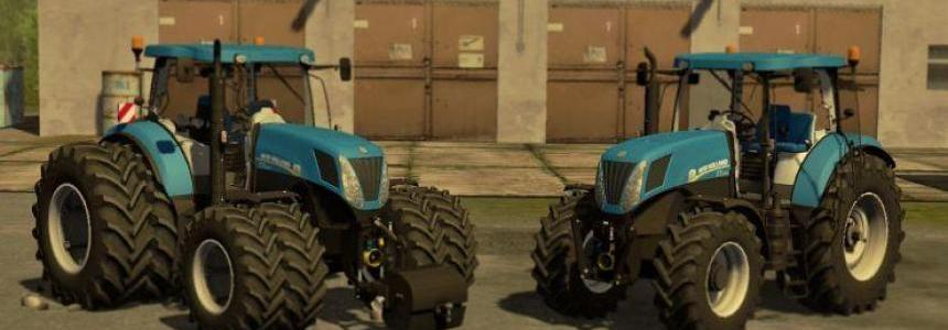New Holland T7 260 V2