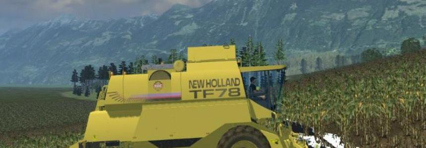 New Holland TF 78 Hang Drescher v1.0