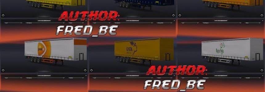 Pack Trailer PROFILINER V3