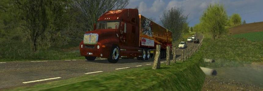 Pack transports restauration BUFFALO GRILL V2.0