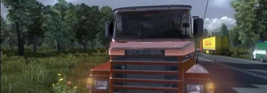 Scania 112 T