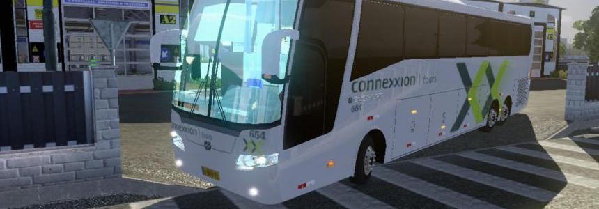 Scania Busscar 360 Elegance 1.6.1