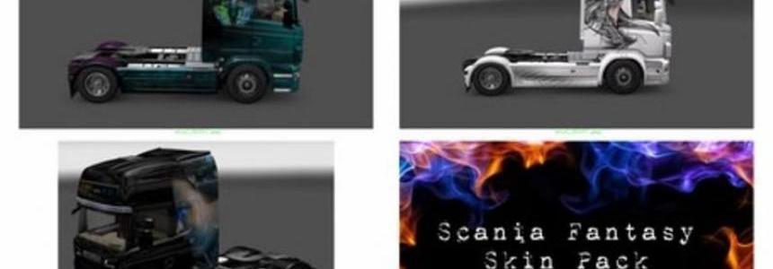 Scania Fantasy Pack v1.0