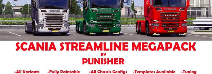 Scania Streamline Megapack