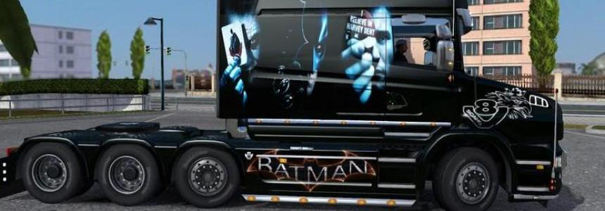 Scania T Batman v1.12.1