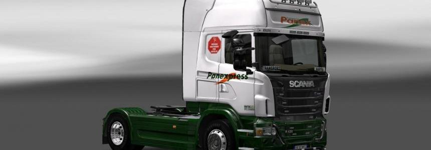 Skin Scania Panexpress