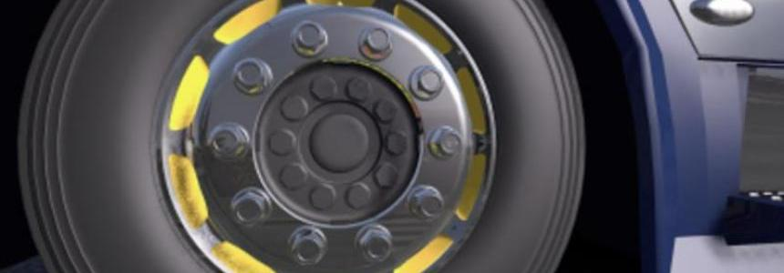 SPEED LINE RIMS v1.4