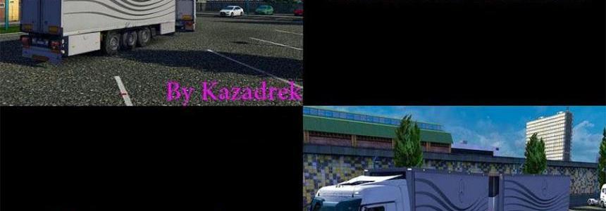 Tandem Mercedes Skin Mercedes