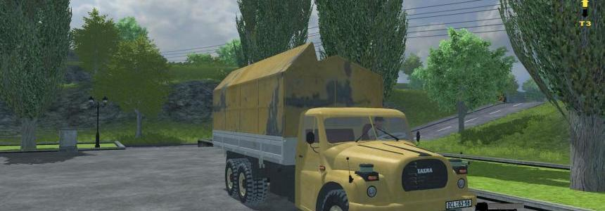 Tatra 148 Agro Pack More Realistic