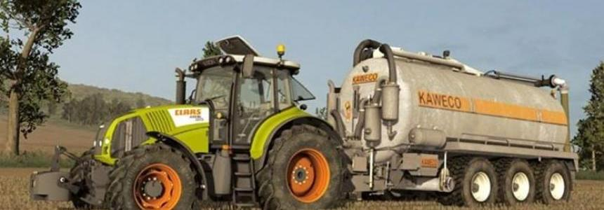 Tractors Claas Axion 830 v1.0