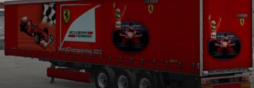 Trailer Ferrari WCS 2012 v1.0