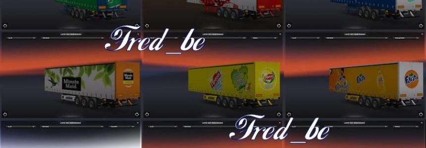 "Trailer Pack V4 ""Soft Drink"""
